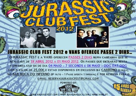 campanha passe 2 dias_Jurassic Fest