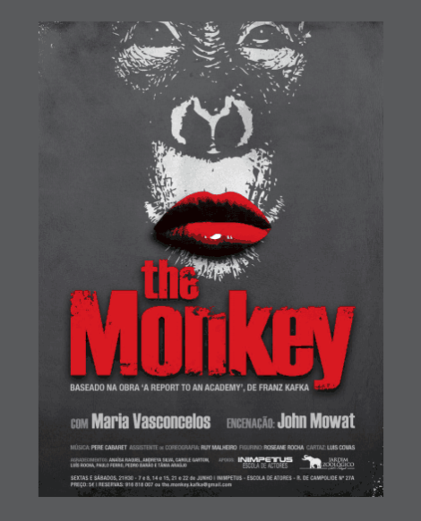 the monkeey