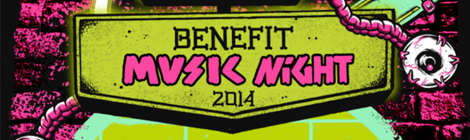 Vans Off The Wall Benefit Music Night