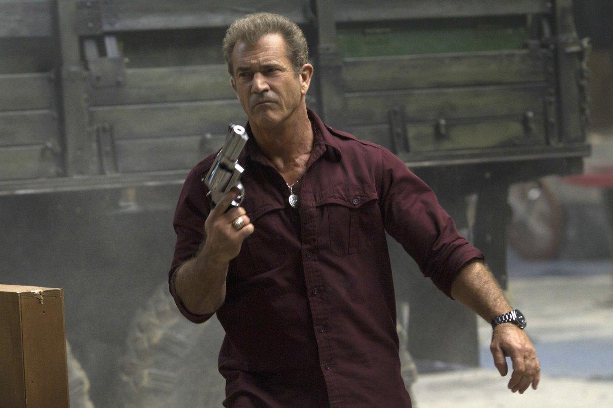 Mel Gibson Stonebanks