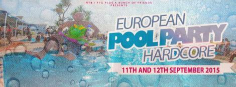 European Hardcore Pool Party 2015